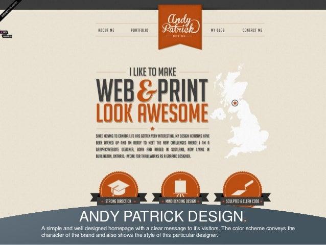 Homepage Designer 54 exles of brilliant homepage design