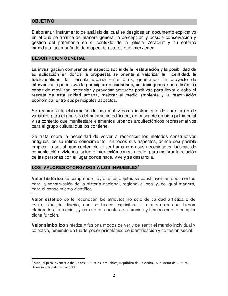 Documento Explicativo de la Matriz y Propuestas_Grupo2_Masatepe Slide 3