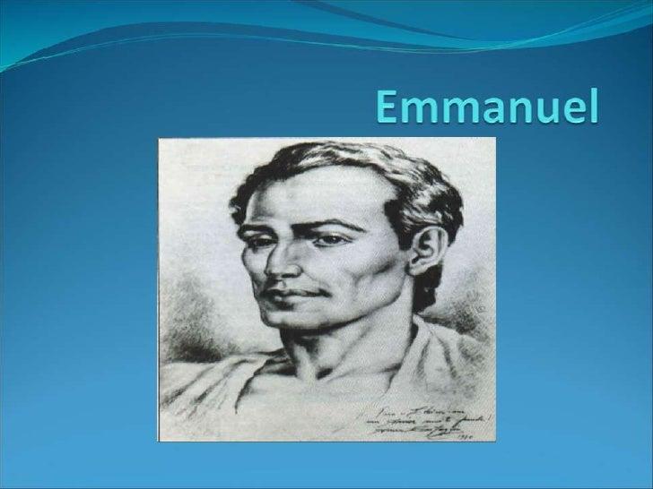 """• Através de quatro romances escritos por Emmanuel   """" Há dois mil anos"""", """"Cinquenta anos depois"""", """"Ave   Cristo"""" e """"Renun..."""