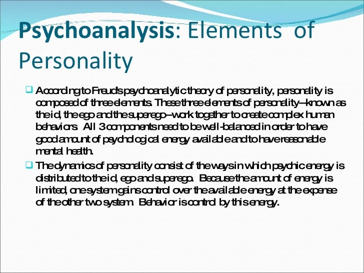 psychoanlytic theory 3 psychoanalytic theory used - free download as pdf file (pdf), text file (txt)  or read online for free use for psychonalytical analysis.