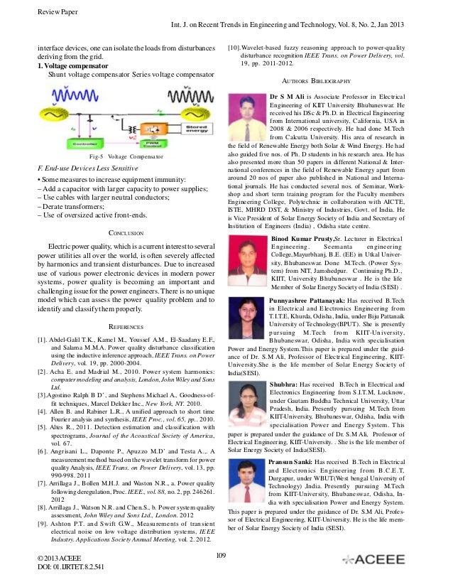quality in education research paper Emerging trends in research on the quality of education / ernwaca 9 oct 2003 / page 1 emerging trends in research on the quality of education.