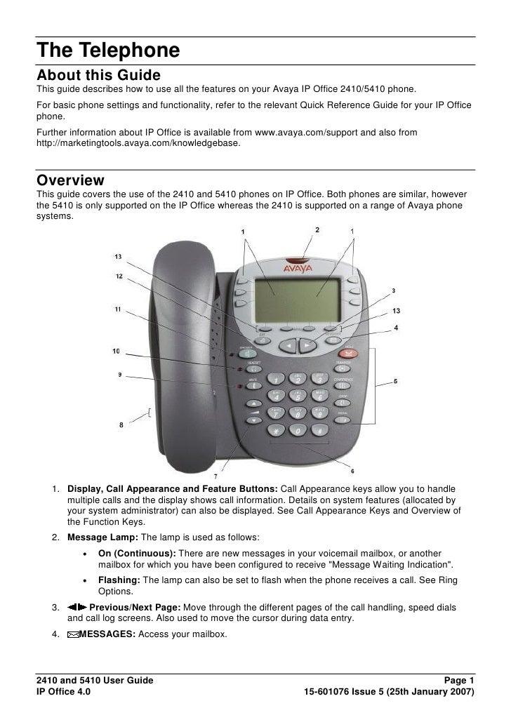 5410 user rh slideshare net avaya 2410 user manual pdf avaya 2410 user's guide