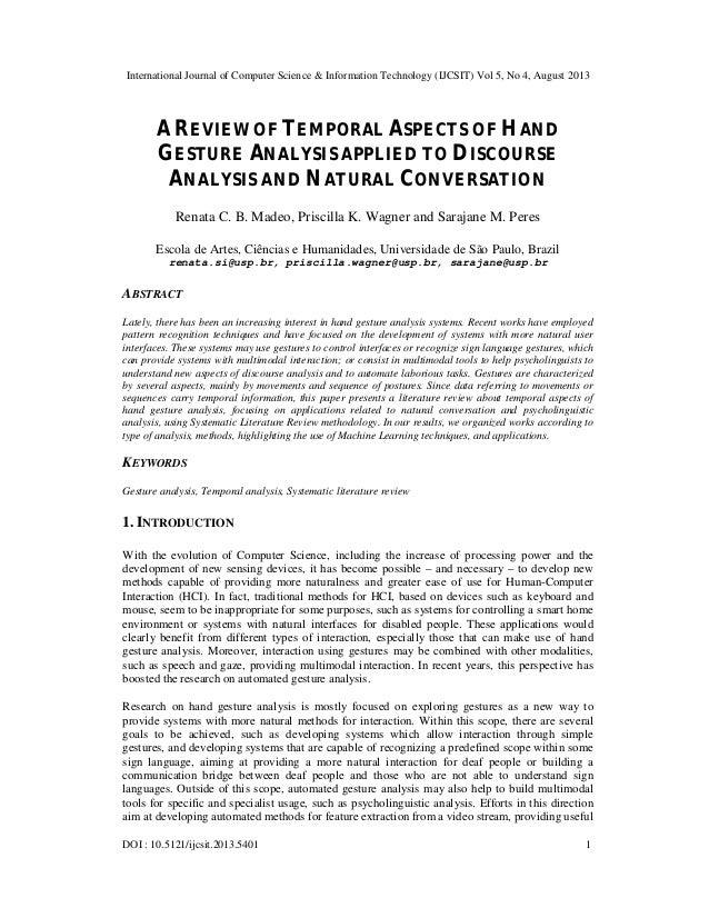 International Journal of Computer Science & Information Technology (IJCSIT) Vol 5, No 4, August 2013 DOI : 10.5121/ijcsit....
