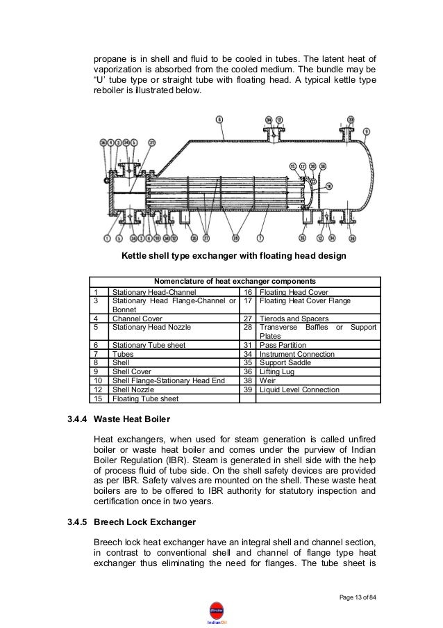 Heat-exchanger-manual Oil Heat Exchanger Boiler Wiring Diagram on