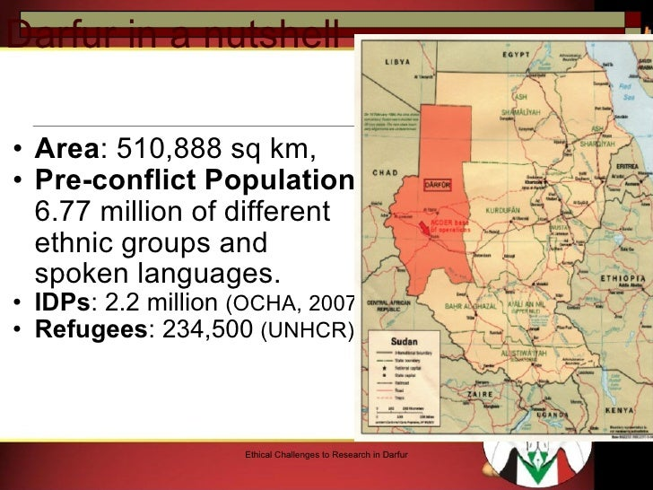 darfur essay Geography 120/section 1 10 december 2007 crisis in darfur the crisis in darfur is a very serious and ugly situation happening in the very heart of africa in.