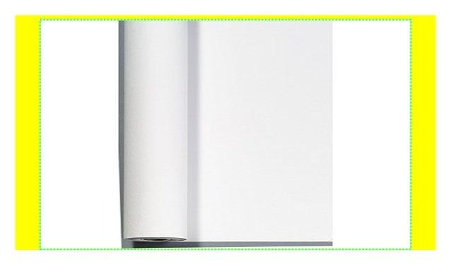 Dunicel Tischtuch Rolle wei/ß 1,25m x 40m