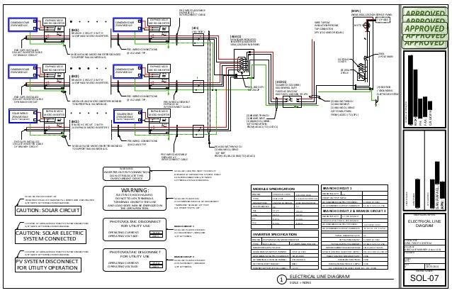 Solar Line Wiring Diagram Wiring Diagram