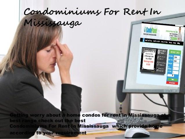 Condo For Rent Mississauga Slide 2