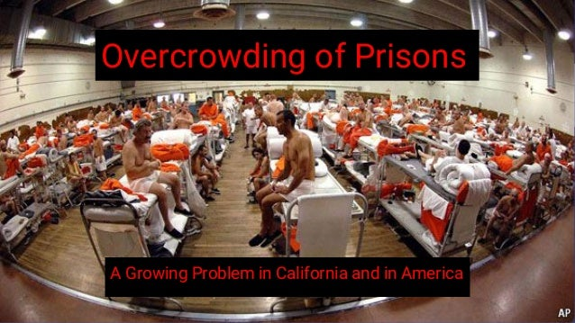 prevention of overcrowding in prisons