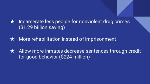 the solutions and effects to prison overcrowding criminology essay In san francisco last week, a federal court was hearing final arguments in the prison overcrowding lawsuit that led monday to an unprecedented decision to reduce the nation's largest prison.