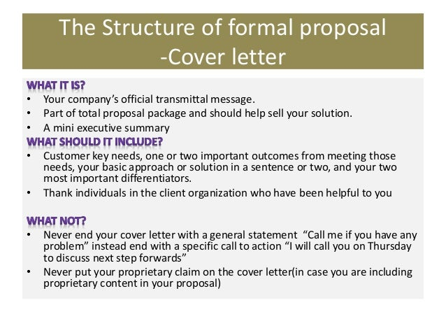 Professional Help with Business Proposal Letter
