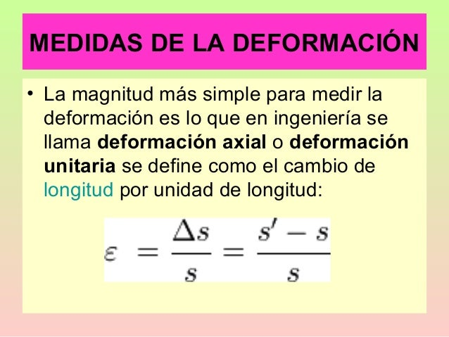 Deformacion pl stica clases - Definition de superficie ...