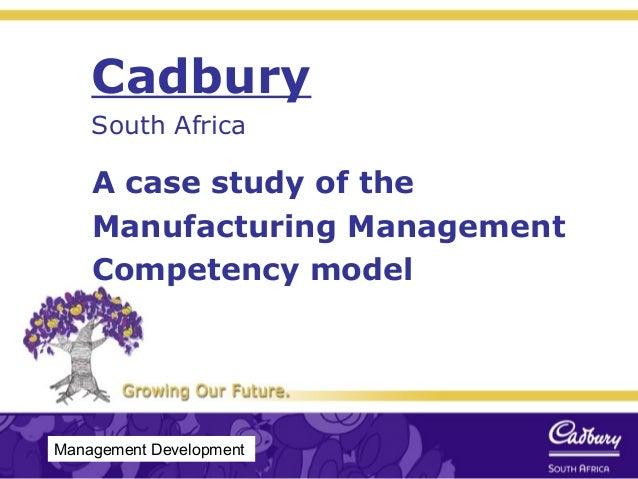 cadburry case study