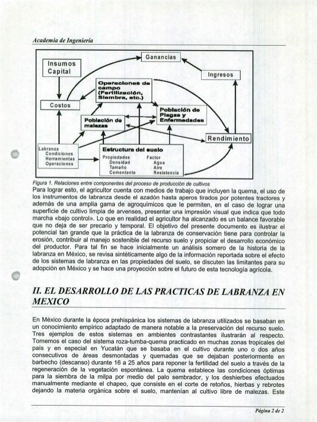 Labranza de conservación: Una estrategia de manejo sostenible del recurso suelo Slide 2