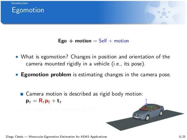 Bodies in motion dissertation