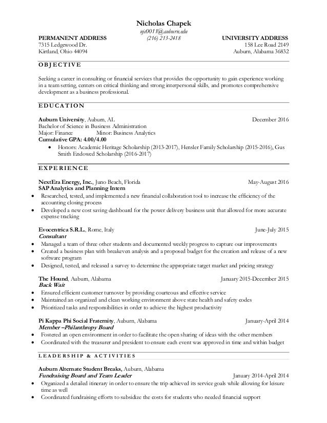 Unique Nextera Energy Resume Images - Administrative Officer Cover ...