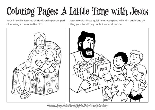 Life of christ coloring pages - 2019calendarprintable.info | 452x638