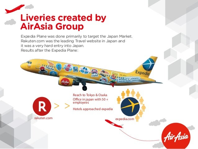 target audience for airasia The promotion element of the marketing mix (4p's) includes pr nothing unless the benefit of such a service can be communicated clearly to the target market.
