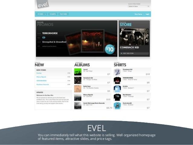 54 Brilliant Homepage Designs