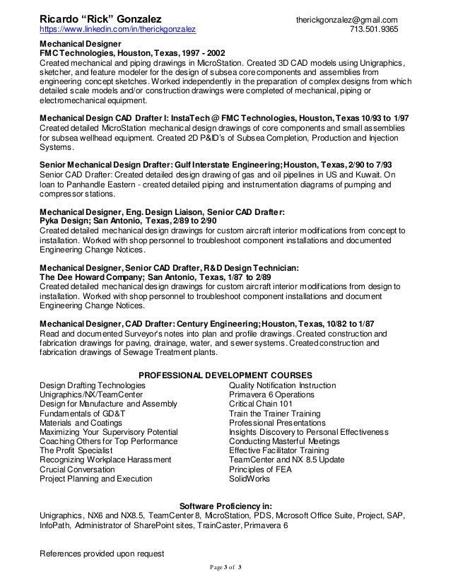 Luxury San Antonio Mechanical Engineering Resume Gallery ...