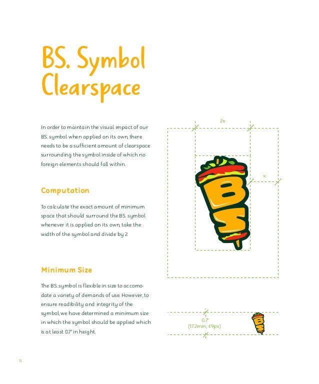 Wordmark Clearspace In order to maintain the visual impact of our wordmark whenever it is used on its own, there needs to ...