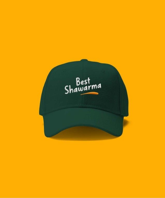Best shawarma brand manual