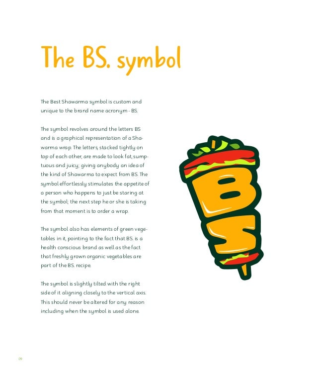 The Wordmark The wordmark is basically our name written out in our primary headline typeface (see the typeface section of ...