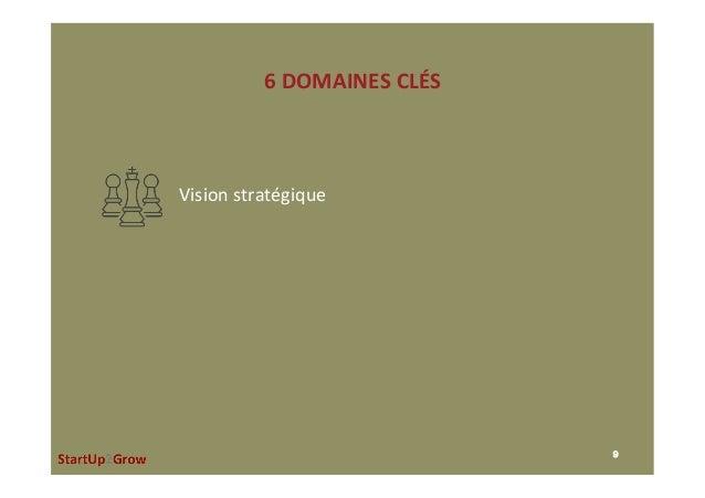 6DOMAINESCLÉS 9 Visionstratégique