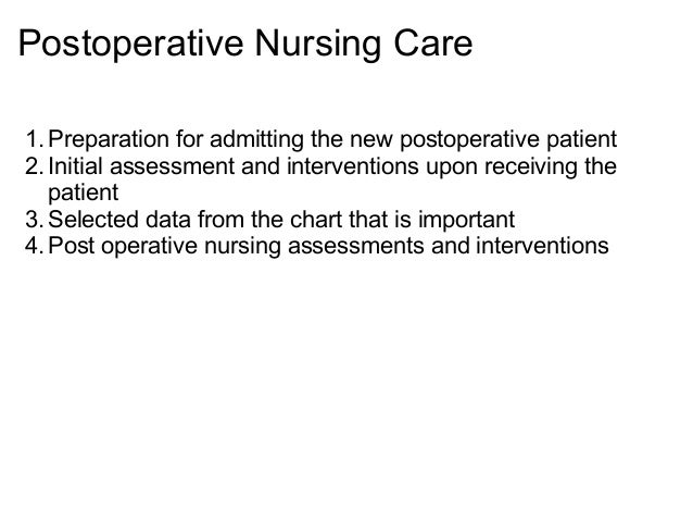 importance of initial assessment in nursing
