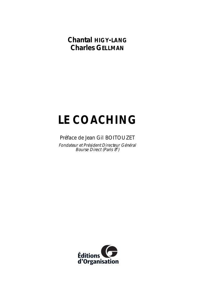 Message de remerciement pour un coach