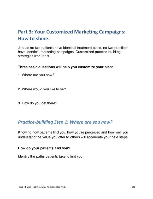 The marketing md ebook the array how physicians can get more patients ebook rh slideshare net fandeluxe Gallery