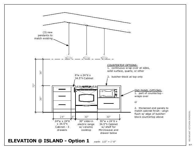 Reuwsaat Kitchen Remodel Option 1