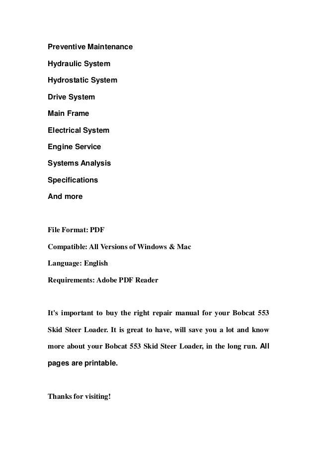 jcb 3dx backhoe loader service repair workshop manual download rh slideshare net jcb 3dx maintenance manual JCB 3DX Cabin