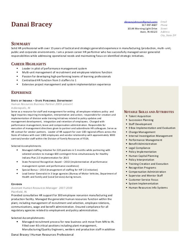 resume for hr position human resources recruiter resume sample hr generalist resumes templates human resources generalist - Human Resources Generalist Resume