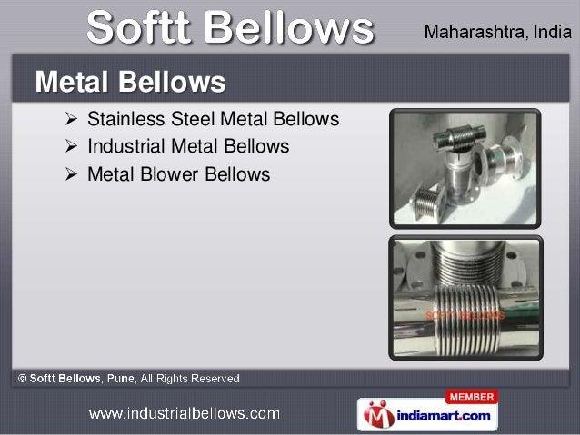 Metal Bellows  Stainless Steel Metal Bellows  Industrial Metal Bellows  Metal Blower Bellows