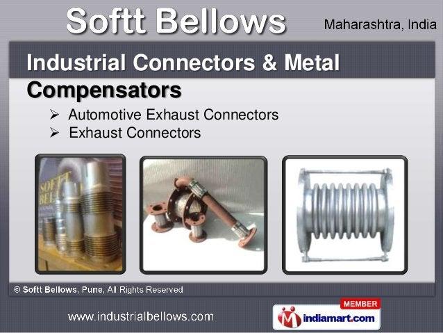 Industrial Connectors & MetalCompensators   Automotive Exhaust Connectors   Exhaust Connectors