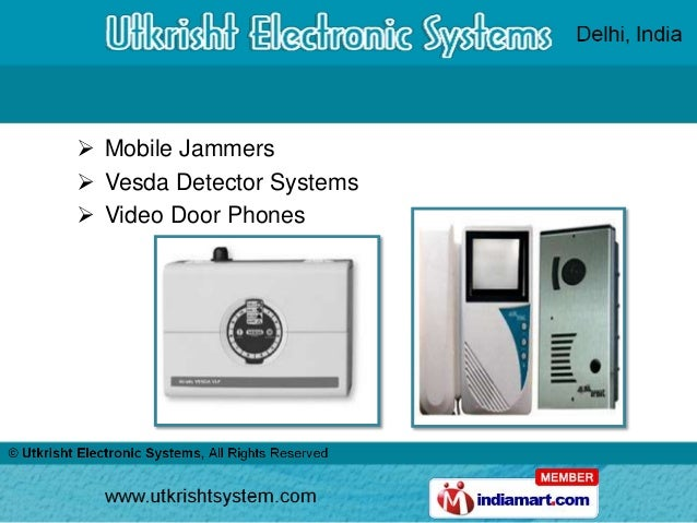Innovative Security Amp Surveillance System By Utkrisht