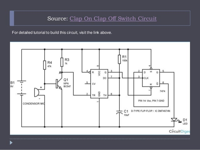 Sound By Light Circuit With Ic 555 And Sensitive Light By Ldr