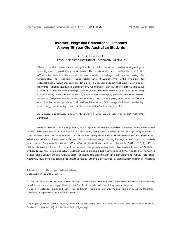 general essay topic youth