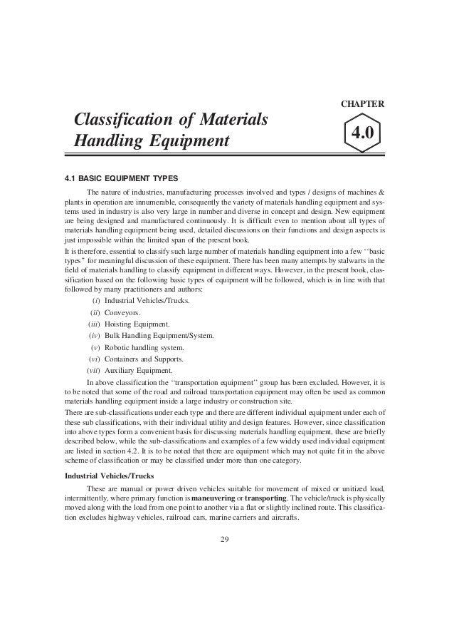 Material Handling Equipment By Rudenko Pdf
