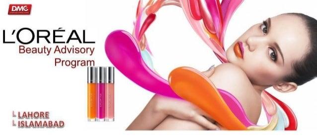 L'Oreal Beauty Advisory Program