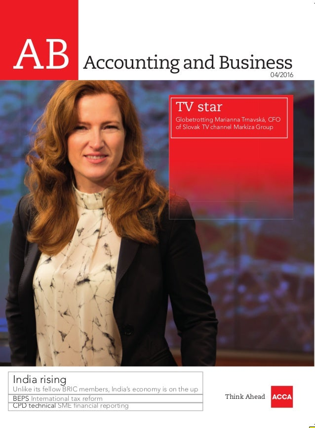 CPD Get Verifiable CPD Units By Reading Technical Articles The Magazine For  finance Professionals AB Accounting ...