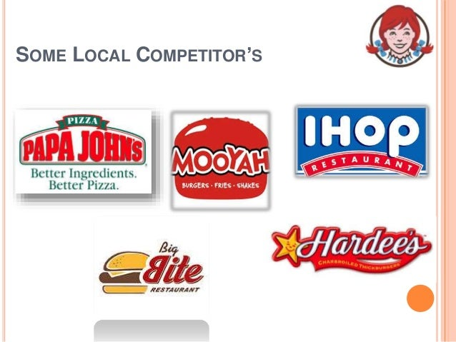 SOME LOCAL COMPETITOR'S
