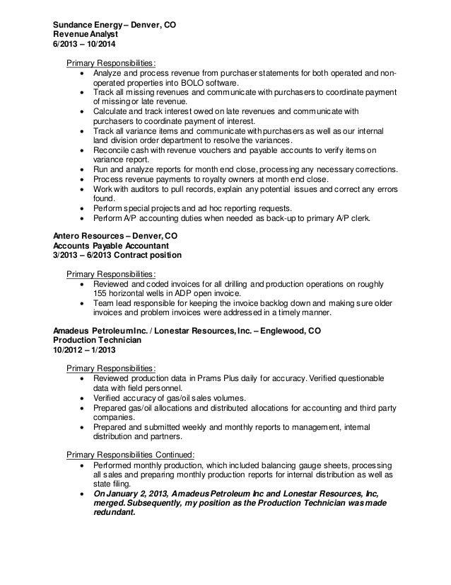 Resume update OG 06-16