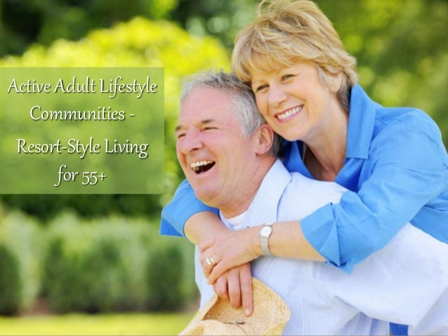 active adult community