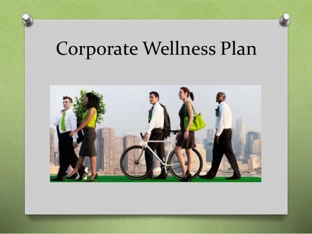 Corporate Wellness Plan