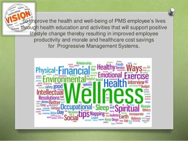 Health And Wellness Presentation