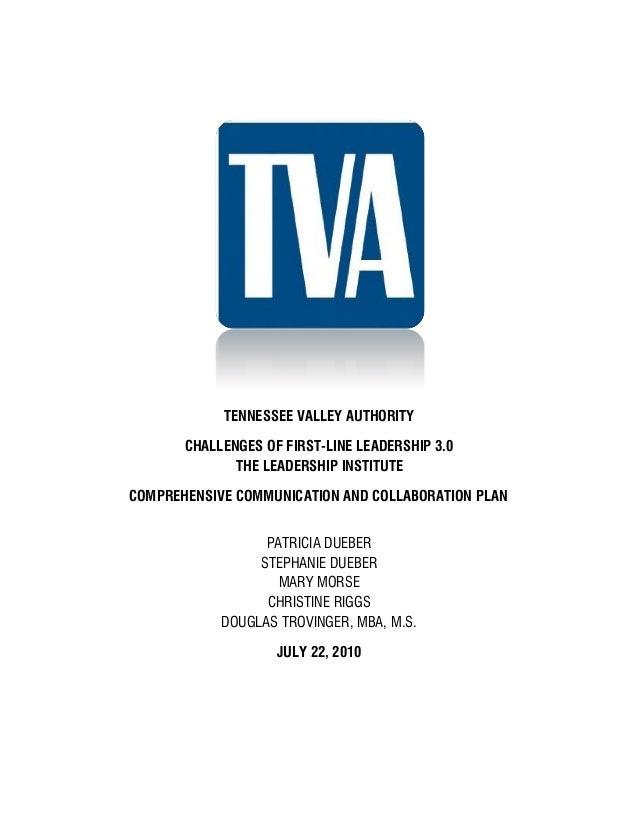 TVA-ProposalPlan
