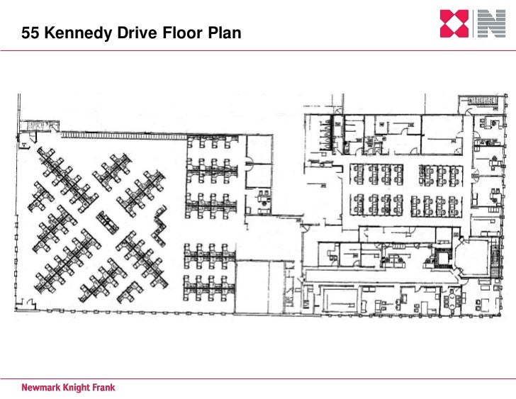 55 Kennedy Drive Floor Plan 100 Agents