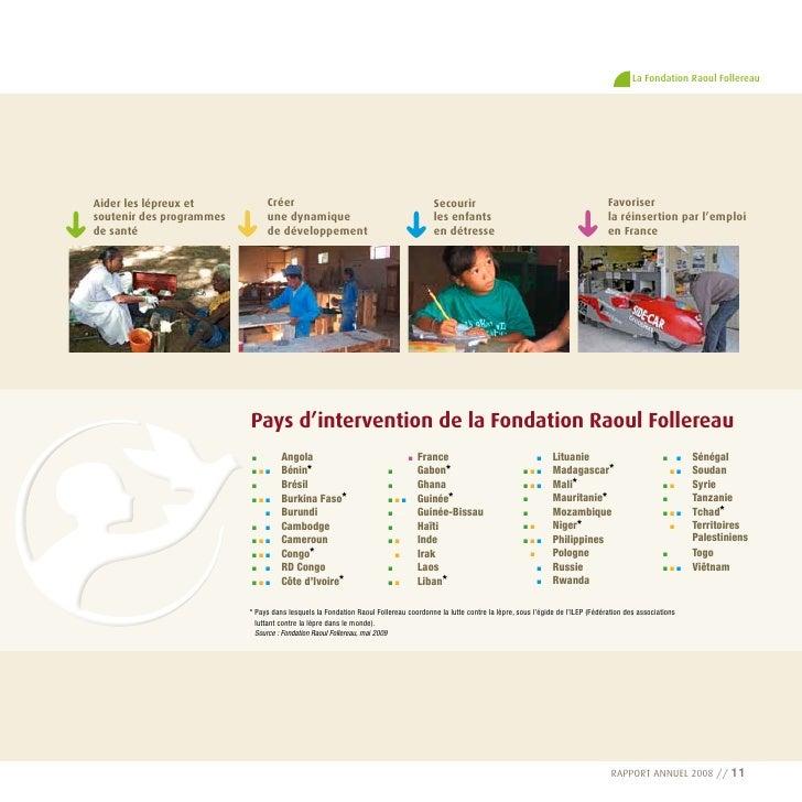 La Fondation Raoul Follereau         aider les lépreux et           Créer                                                 ...